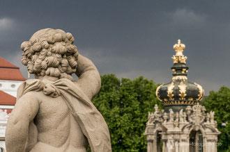 Dresden 2014 - Zwinger