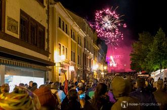 Musikalisches Feuerwerk an der Wasserkunst - Gothardusfest 2014