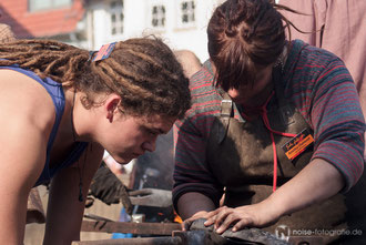 15. Metallgestaltertreffen - Gotha glüht 2011