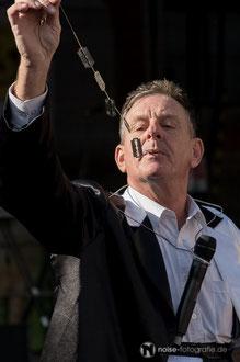 Edward Grunzke beim Gothardusfest 2014