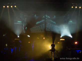 Laibach - We come in Peace Tour - Leipzig Centraltheater 21.09.2012