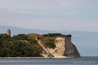 Kap Arkona von Vitt gesehen
