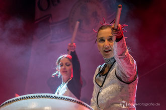 RASA DAIKO – Trommelshow mit japanischen Taikotrommeln beim Gothardusfest 2014