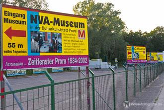 NVA Museum in Prora