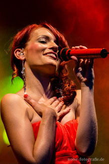 Ann Red live @ 50. Europeade 2013 in Gotha