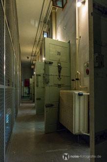 ehem. Untersuchungshaftanstalt der Bezirksverwaltung Dresden des DDR-Ministeriums für Staatssicherheit (MfS) in der Bautzner Straße.