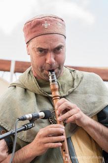 Viesematente beim Gothardusfest 2014
