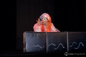 Das kleine Ich bin ich  - Premiere im Bürgersaal Gotha