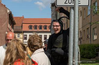 art der stadt e.V. beim Gothardusfestumzug 2014