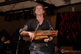 Varius Coloribus beim Mittelalterstadtfest in Bad Langensalza - 2010