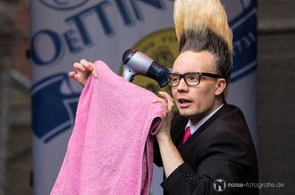 Die Buschs - Clown Comedy beim Gothardusfest 2014