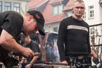 """16. Metallgestaltertreffen """"Gotha glüht"""" 2012"""