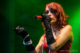 Ann Red live @ 50. Europeade 2013 in Gotha