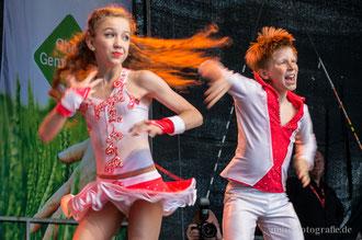 Tanzensemble Moskau-Marino - Moskauer Impressionen @ Europeade 2013 Gotha