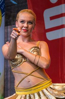 Das Tanztheater Kielce @ 50. Europeade 2013 in Gotha