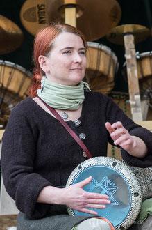 Spellbound beim mittelalterlichen Blütenfest in Neufrankenroda 2014