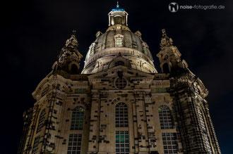 Dresden bei Nacht - Frauenkirche