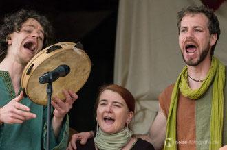 Spellbound beim mittelalterlichen Blütenfest in Neufrankenroda 2014Spellbound beim mittelalterlichen Blütenfest in Neufrankenroda 2014