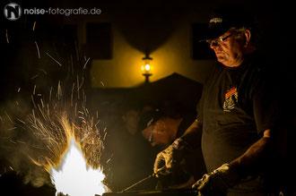 Gotha glüht | 17. Metallgestaltertreffen in Gotha