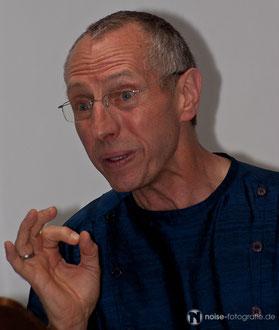 Mundwerkstatt mit Bernd Seydel bei dado5 im Brühl in Gotha