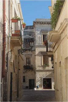 Lecce, Pouilles (Italie)