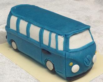 Marzipanauto , VW Bus