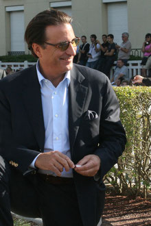 Andy GARCIA - Festival de Deauville  2009 © Anik COUBLE