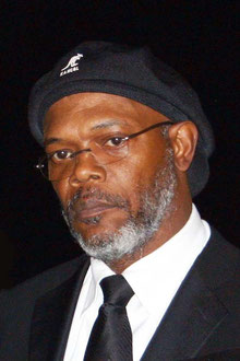 Samuel  L JACKSON  / Photo : Anik Couble