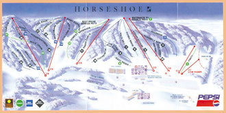 Horse Shoe Valley Ski Resort