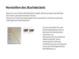Papierstärke Berechnen : herstellen des buchdeckels unsthandwerk von der k ste ~ Themetempest.com Abrechnung