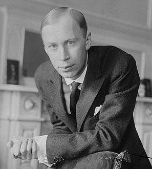 Sergéi Sergéyevich Prokófiev 1891-1953