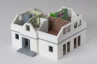Modelleisenbahn 3D-Druck