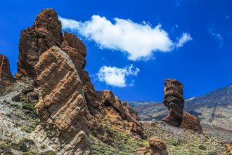 Roques de Garcia, Teide, Canaries, Tenerife