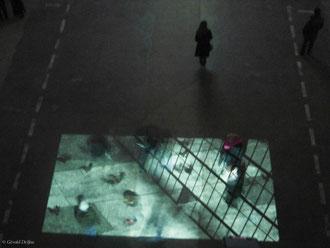 Paris, Grand-Palais, nuit blanche du numérique