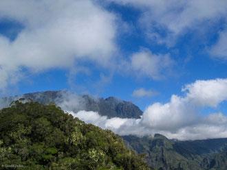 Piton des neiges, Ile de la Réunion