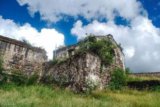 Basse-Terre, Fort Delgrès, héros contre l'esclavagisme à la Guadeloupe