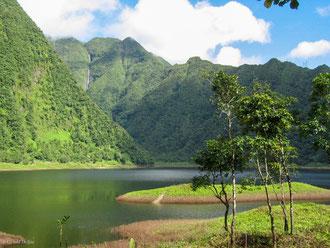 Lac de Grand Etang, Ile de la Réunion
