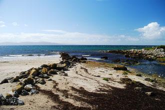 Plage irlandaise du Connemara