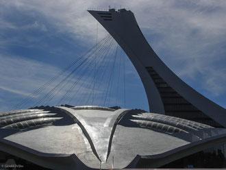 Montréal, Quebec, Olympic stadium