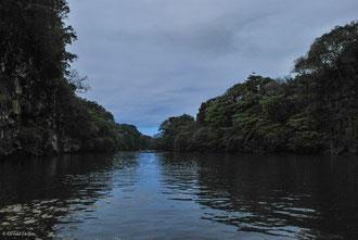 Canal de grande rivière du sud-est