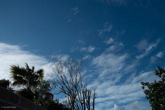 Ciel à Port-Louis, Guadeloupe