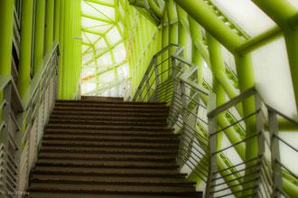 Paris, architecture du musée de la mode