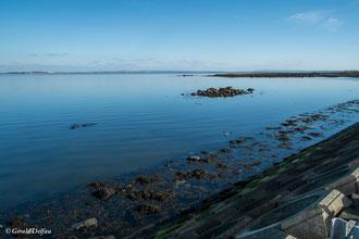 Irlande, Comté du Connemara, Galway, vers le phare