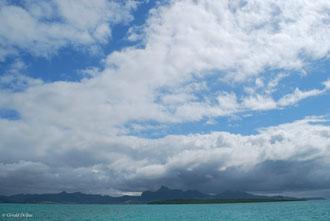 Ile Maurice, balade en mer au sud