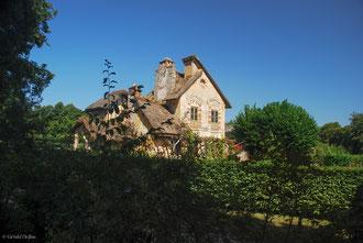 Hameau du Domaine de la Reine Marie-Antoinette à Versaille
