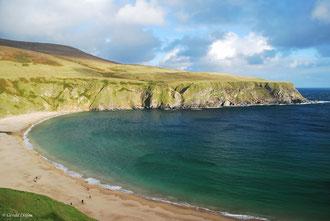Trabane Strand (Donegal) Irlande