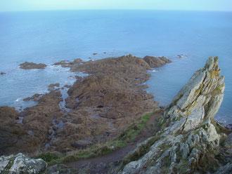 Bretagne, Cancal, Pointe du Groin