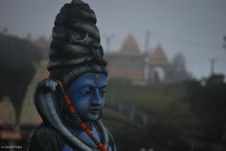 Ile Maurice, Temple Hindou à Grand Bassin