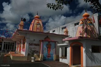 Ile Maurice, Temple Hindou à