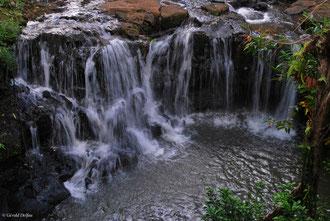 Cascade à Chamarel, Ile Maurice